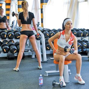 Фитнес-клубы Почепа