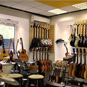 Музыкальные магазины Почепа