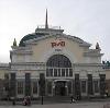 Железнодорожные вокзалы в Почепе