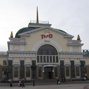 Железнодорожные вокзалы Почепа